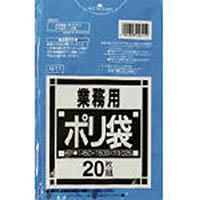 【CAINZ DASH】サニパック N−11 Nシリーズ10−15L青 20枚