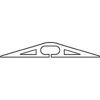 【CAINZ DASH】デンサン ジェフコム電材 フラットソフトモール