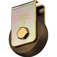 【CAINZ DASH】ヨコヅナ ベアリング入 鉄キャスター戸車 90山R