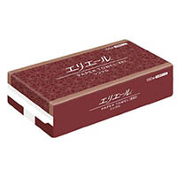 【CAINZ DASH】エリエール ペーパータオル 無漂白シングル150枚(大判)