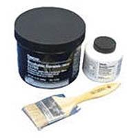 【CAINZ PRO】デブコン 耐蝕・耐摩耗補修剤 ブラッシャブルセラミック青 2lb 11765