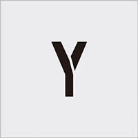 【CAINZ DASH】IM ステンシル Y 文字サイズ100×65mm