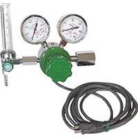 【CAINZ DASH】ヤマト ヒーター付圧力調整器 YR−507F−2