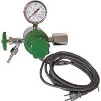 【CAINZ DASH】ヤマト ヒーター付圧力調整器 YR−507V