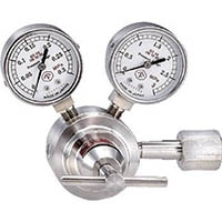 【CAINZ DASH】ヤマト 腐食性ガス用圧力調整器 YS−1