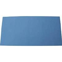 【CAINZ PRO】ワニ印 床養生材 ピッタリガード ブルー 3MM×1M×2M 20枚入り 000580