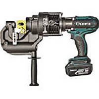【CAINZ DASH】オグラ コードレス油圧式パンチャー