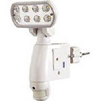 【CAINZ DASH】日動 カメラ付LED防犯ライト