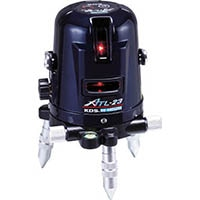 【CAINZ DASH】KDS オートラインレーザーATL−23受光器・三脚付