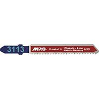 【CAINZ DASH】MPS ジグソーブレード 金属用 3113 (5枚入)