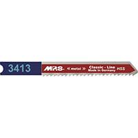 【CAINZ DASH】MPS ジグソーブレード 金属用 3413 (5枚入)