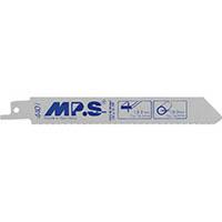 【CAINZ DASH】MPS セーバーソーブレード 金属用 150mm×18山 5枚