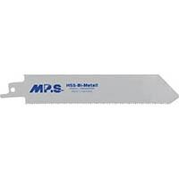 【CAINZ DASH】MPS セーバーソーブレード 金属用 150mm×14山 5枚