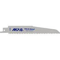 【CAINZ DASH】MPS セーバーソーブレード 厚刃・重切削用 150mm×6山 5枚