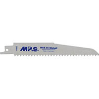 【CAINZ DASH】MPS セーバーソーブレード 厚刃・重切削用 150mm×8山 5枚