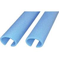 【CAINZ DASH】ワニ印 柱養生ショックレスカバー SK−120 長さ1.7M (40本入)