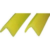 【CAINZ DASH】ワニ印 コーナー養生材 L型ショックレス SL−75 長さ1.7M (50本入)