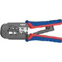 【CAINZ DASH】KNIPEX プラグ用圧着ペンチ 190mm