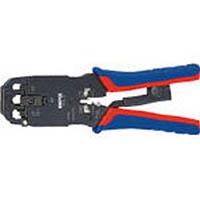 【CAINZ DASH】KNIPEX プラグ用圧着ペンチ 200mm