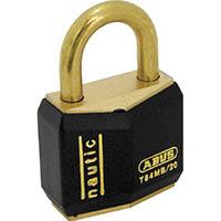 【CAINZ DASH】ABUS 真鍮南京錠 T84MB−20 同番