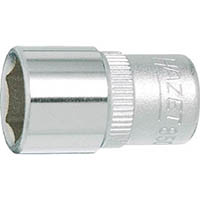 【CAINZ DASH】HAZET ソケットレンチ(6角タイプ・差込角6.35mm)