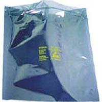 【CAINZ DASH】SCS 静電気シールドバッグ ジップトップタイプ 76X127mm  100枚入