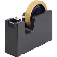 【CAINZ DASH】ニチバン  テープカッター タブメーカー (ダークブラウン)