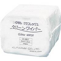 【CAINZ DASH】クラレ クラクリーンワイパー DD−390 15cmx15cm/枚、4つ折り (6000枚入)