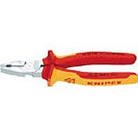 【CAINZ DASH】KNIPEX 1000V絶縁強力型ペンチ 200mm