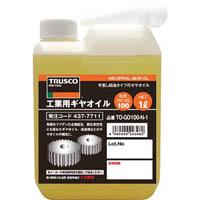【CAINZ DASH】TRUSCO 工業用ギヤオイル VG100 1L