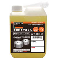 【CAINZ DASH】TRUSCO 工業用ギヤオイル VG150 1L