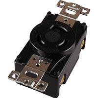 【CAINZ DASH】アメリカン電機 引掛形 埋込コンセント 3P30A250V