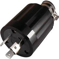 【CAINZ DASH】アメリカン電機 引掛形 ゴムプラグ 3P60A250V