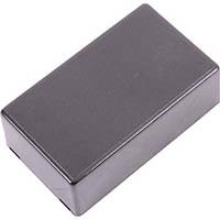 【CAINZ DASH】テイシン プラスチックケース ブラック 30X50X20