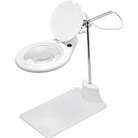 【CAINZ DASH】SK スタンド式LED拡大鏡
