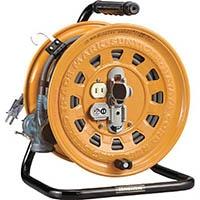 【CAINZ DASH】ハタヤ 逆配電型コードリール マルチテモートリール 単相100V 27+6m
