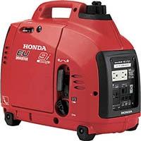 【CAINZ DASH】HONDA 防音型インバーター発電機 900VA(交流/直流)