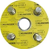 【CAINZ DASH】クリンガー フランジパッキン(5枚入り) ML1−10K−40A