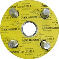 【CAINZ DASH】クリンガー フランジパッキン(5枚入り) ML1−10K−80A