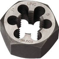 【CAINZ DASH】TRUSCO 六角サラエナットダイス UNC1−8
