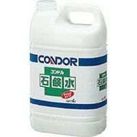 【CAINZ DASH】コンドル (手洗い用洗剤)石鹸水 4L