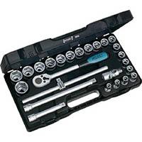 【CAINZ DASH】HAZET ソケットレンチセット(6角タイプ・差込角12.7mm)