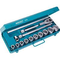 【CAINZ DASH】HAZET ソケットレンチセット(6角タイプ・差込角19.0mm)