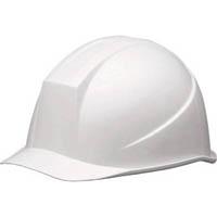【CAINZ DASH】TRUSCO ダイヤル式防臭ヘルメット ホワイト