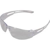 【CAINZ DASH】TRUSCO 二眼型セーフティグラス (透明)パック (10個入)