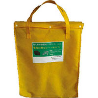 【CAINZ DASH】JOHNAN 油吸収材アブラトール 緊急対策セット小型タイプ (1S=1袋)
