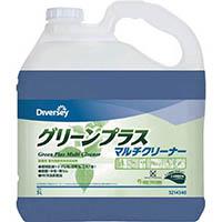 【CAINZ DASH】シーバイエス 洗浄剤 グリーンプラスマルチクリーナー 5L
