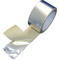 【CAINZ DASH】日東エルマテ アルミテープ(ツヤケシ)50mmx10m
