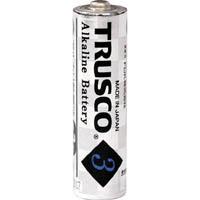 【CAINZ DASH】TRUSCO アルカリ乾電池 単3 (4本入)