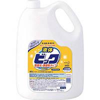 【CAINZ DASH】Kao 液体ビック 無蛍光・無香料タイプ 4.5Kg